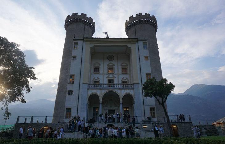 castello Aymavilles