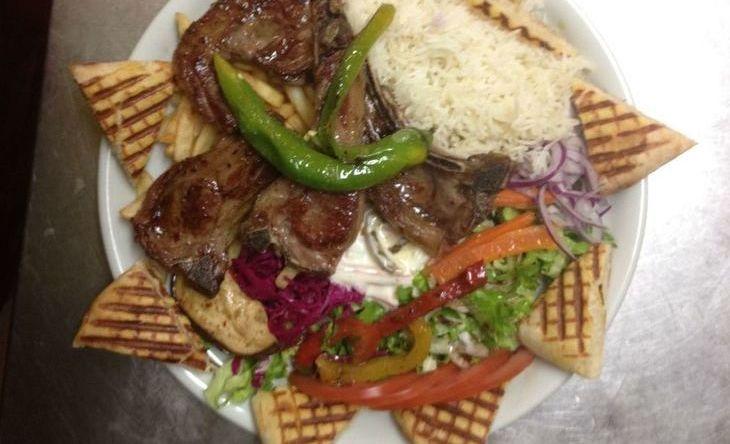 Take Away Kebab