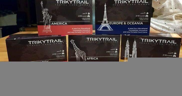 TrikyTrail