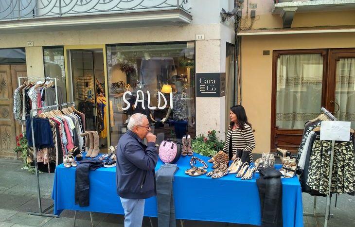 Commercianti in festa Saint-Vincent
