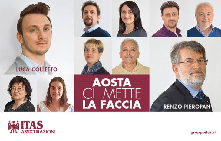 Agenzia assicurazioni ITAS - Aosta.